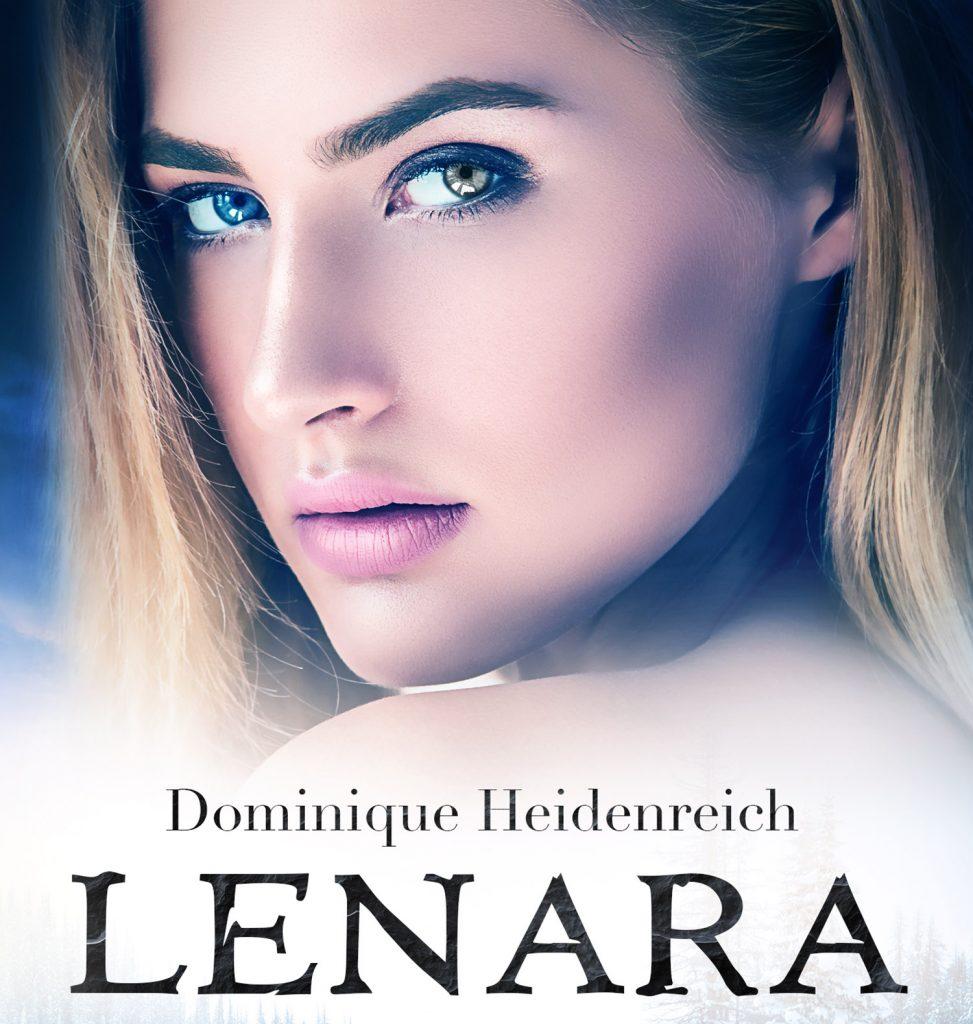 Coverreveal: Lenara - Die Blutsklavin