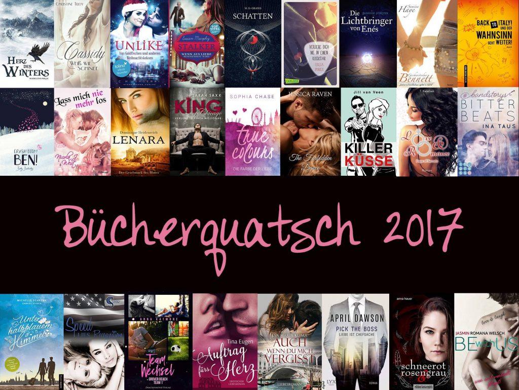 Bücherquatsch im Frühling 2017